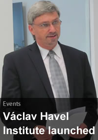V�clav Havel Institute launched