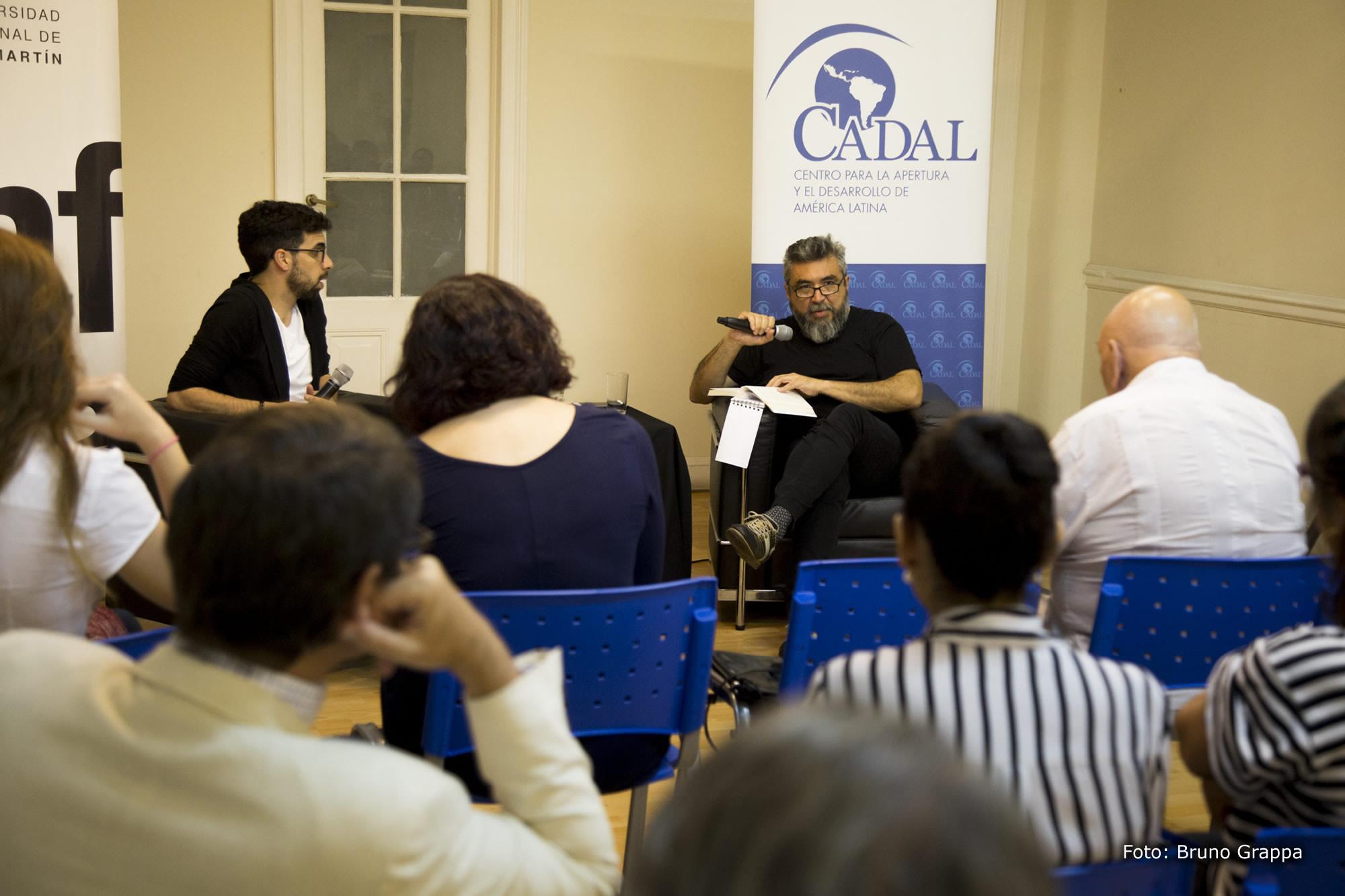 Presentación de La Tribu: Retratos de Cuba