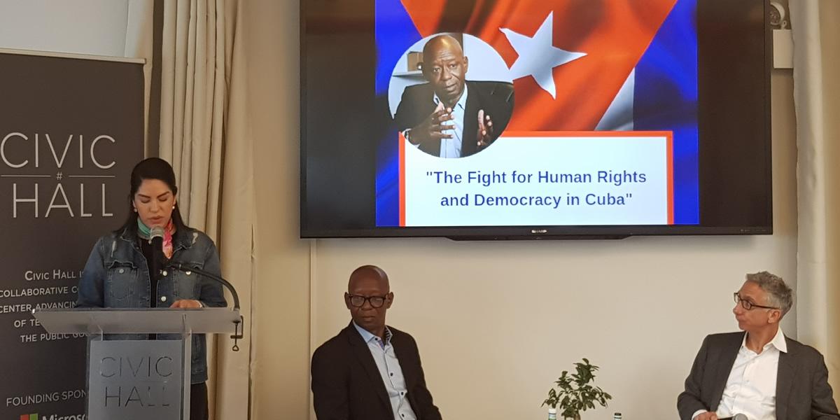 La lucha por los derechos humanos y la democracia en Cuba