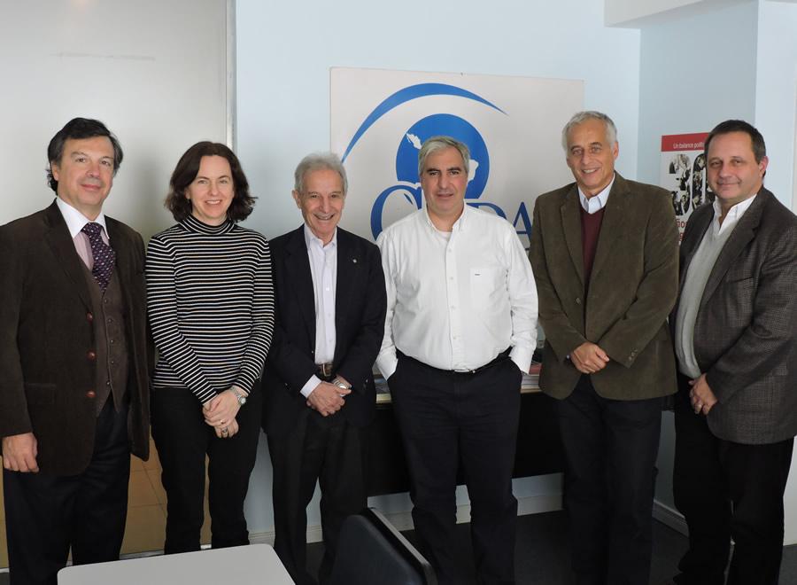 Se reunió el Comité Ejecutivo de CADAL