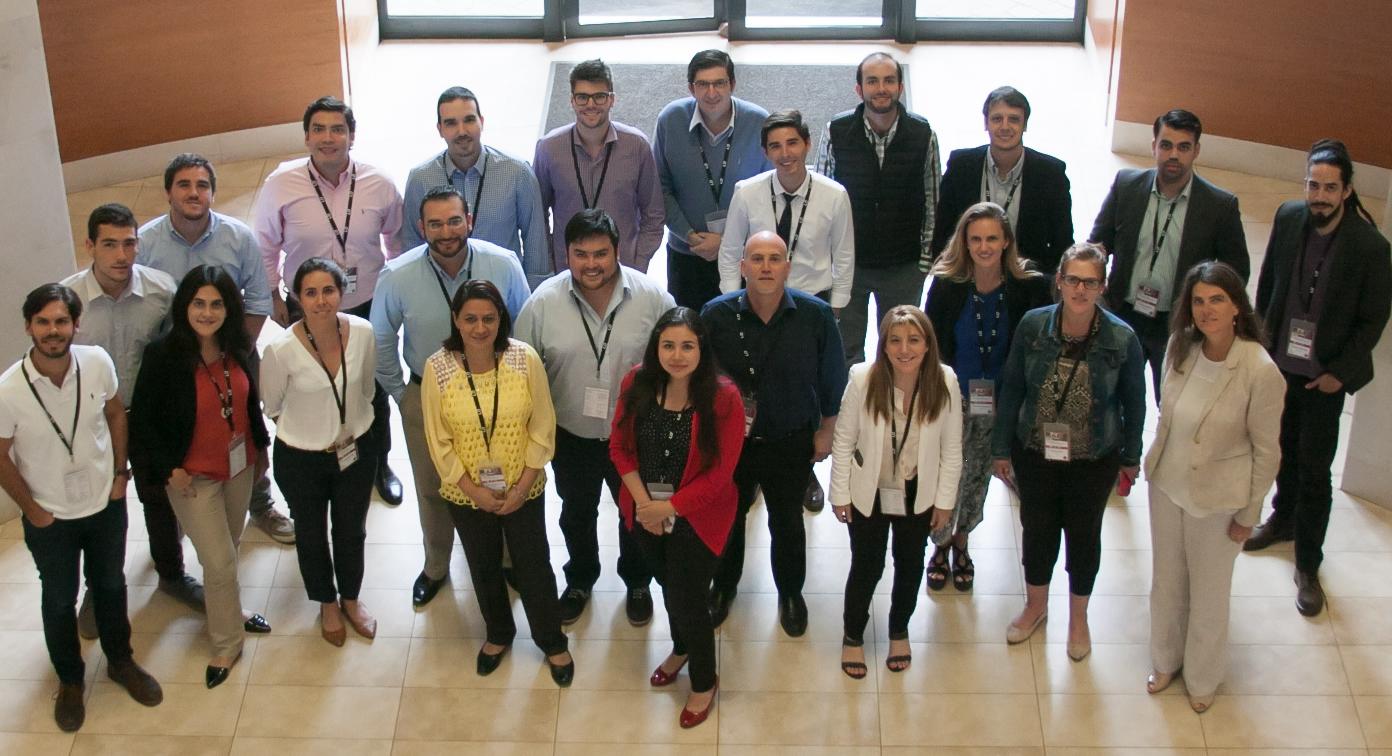 Marisa Di Vitto participó en workshop en Santiago de Chile sobre gestión de Think Tanks