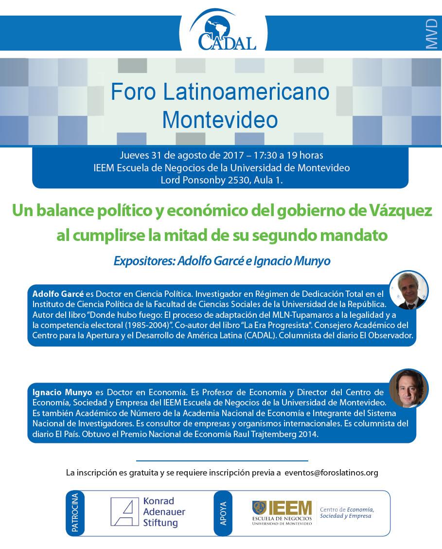 Foro Latinoamericano Montevideo