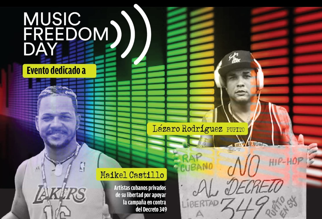 Music Freedom Day 2019