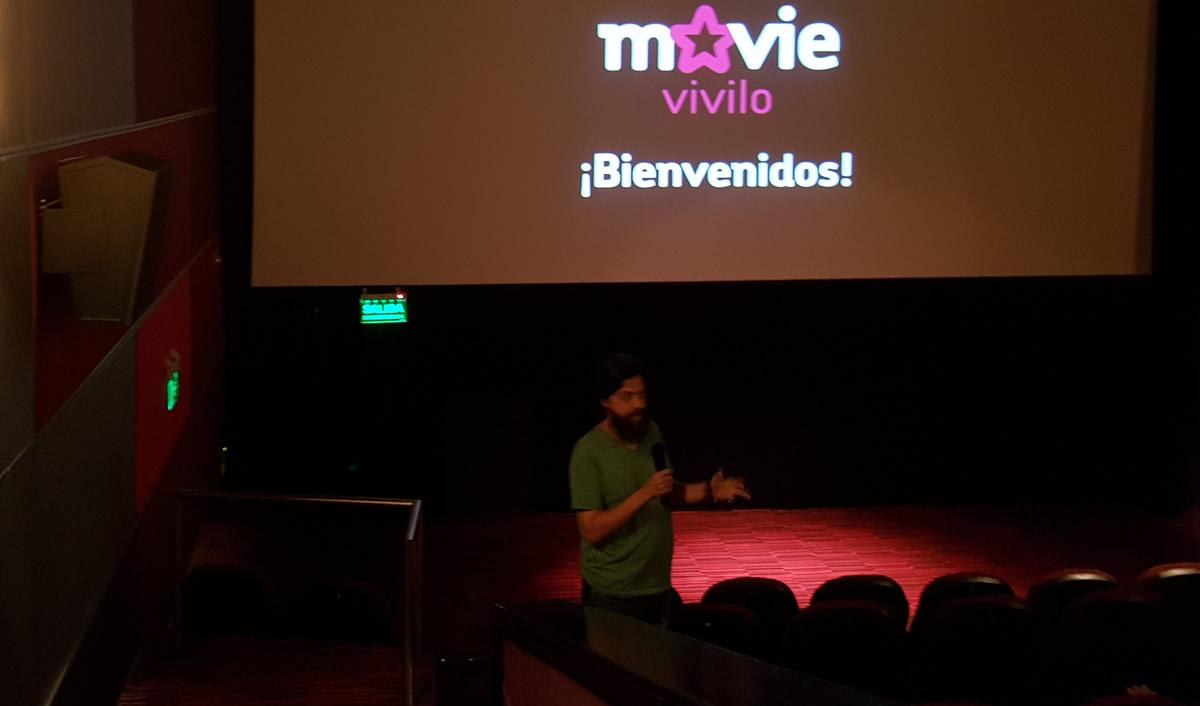 Proyección de NADIE en Montevideo