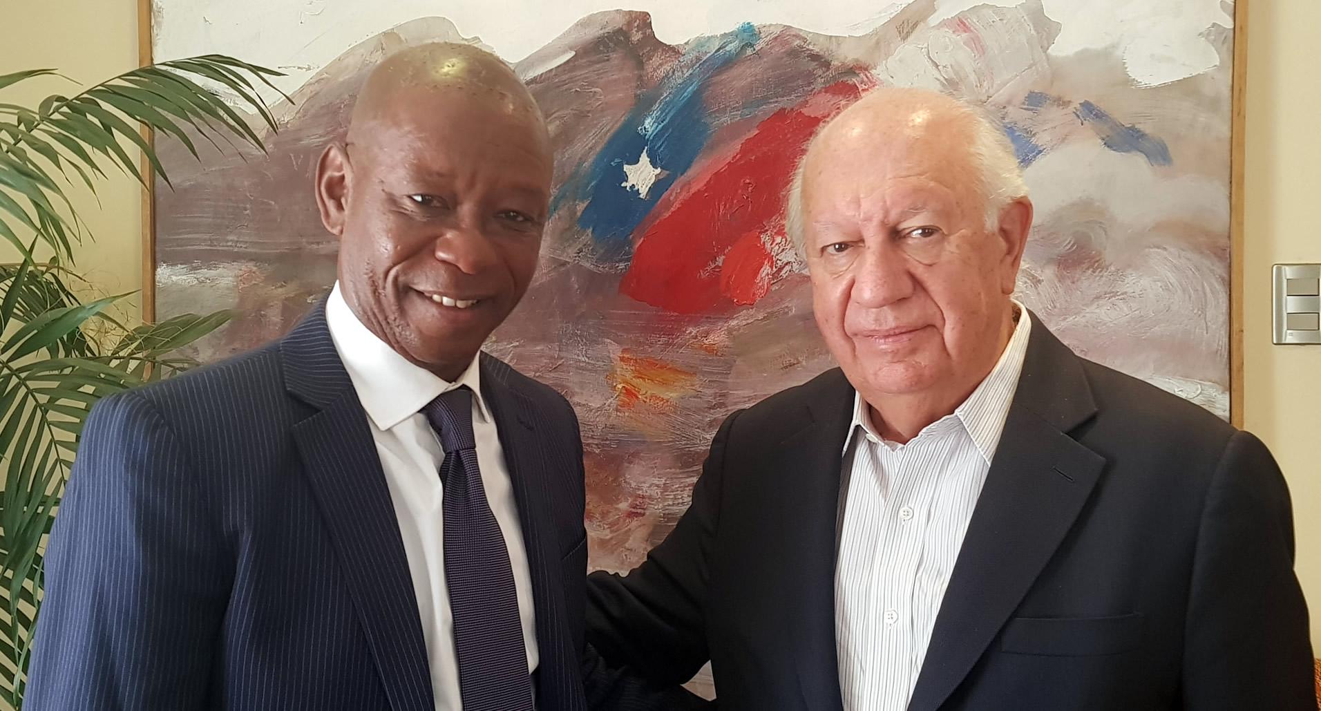 Cuesta Morúa visitó el Cono Sur luego del referéndum constitucional en Cuba
