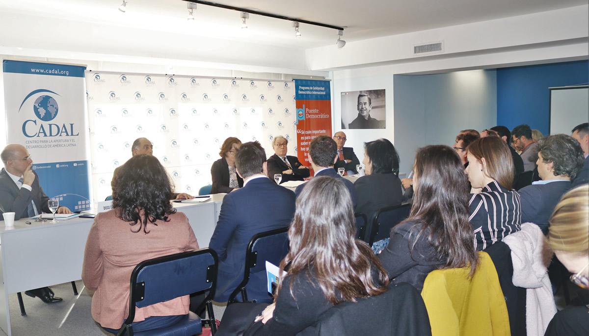 La Agenda Internacional del Uruguay 2020-2024