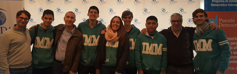 Alumnos del Instituto Medalla Milagrosa visitaron CADAL