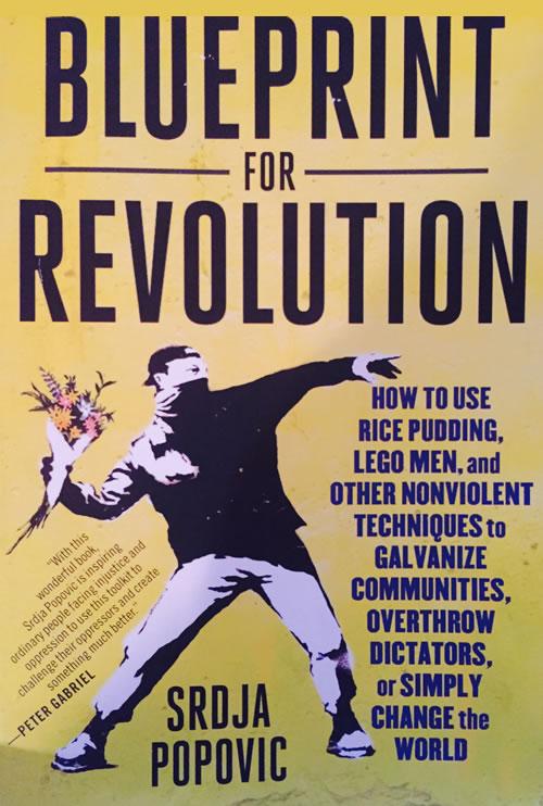 Blue print for Revolution