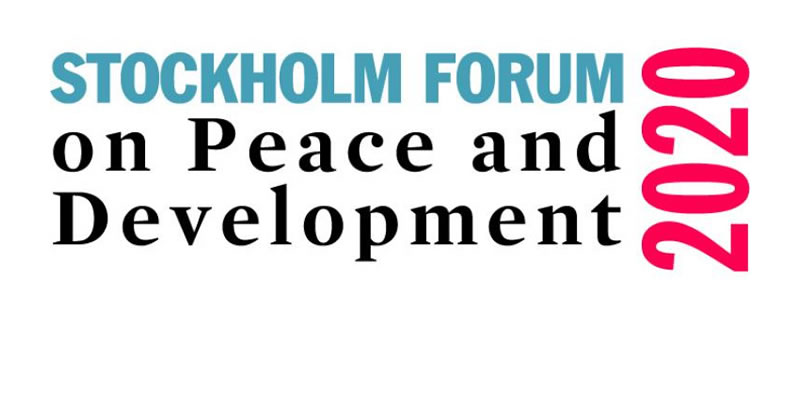 CADAL en el Foro Virtual sobre Paz y Desarrollo de Estocolmo