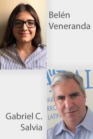 Belén Veneranda and Gabriel C. Salvia
