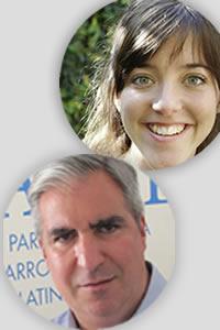 Gabriel C. Salvia y María Rosario Savini