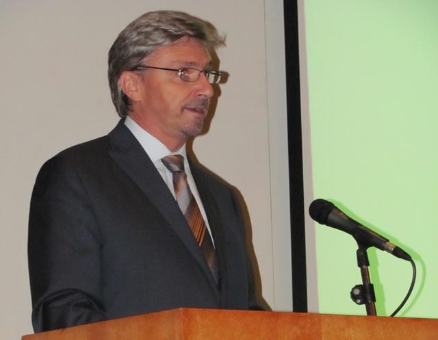 S.E. Petr Kopriva, Embajador de República Checa en Argentina.