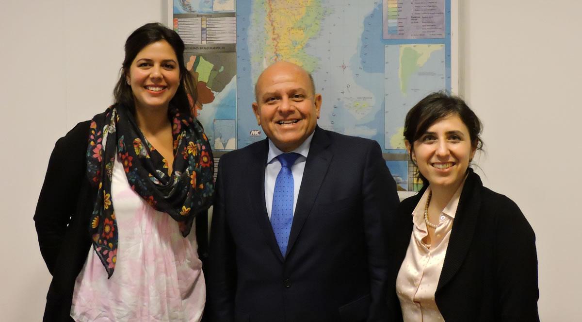 Visitó Buenos Aires destacado referente democrático de Cuba