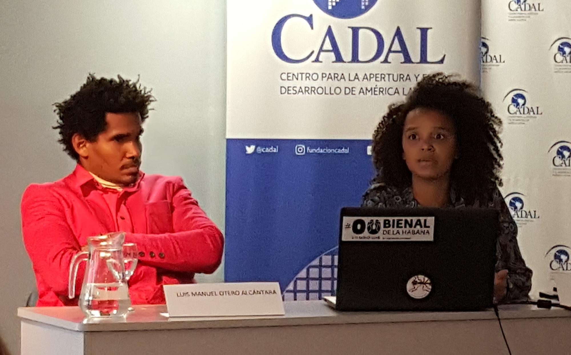 Artistas cubanos Versus Decreto 349