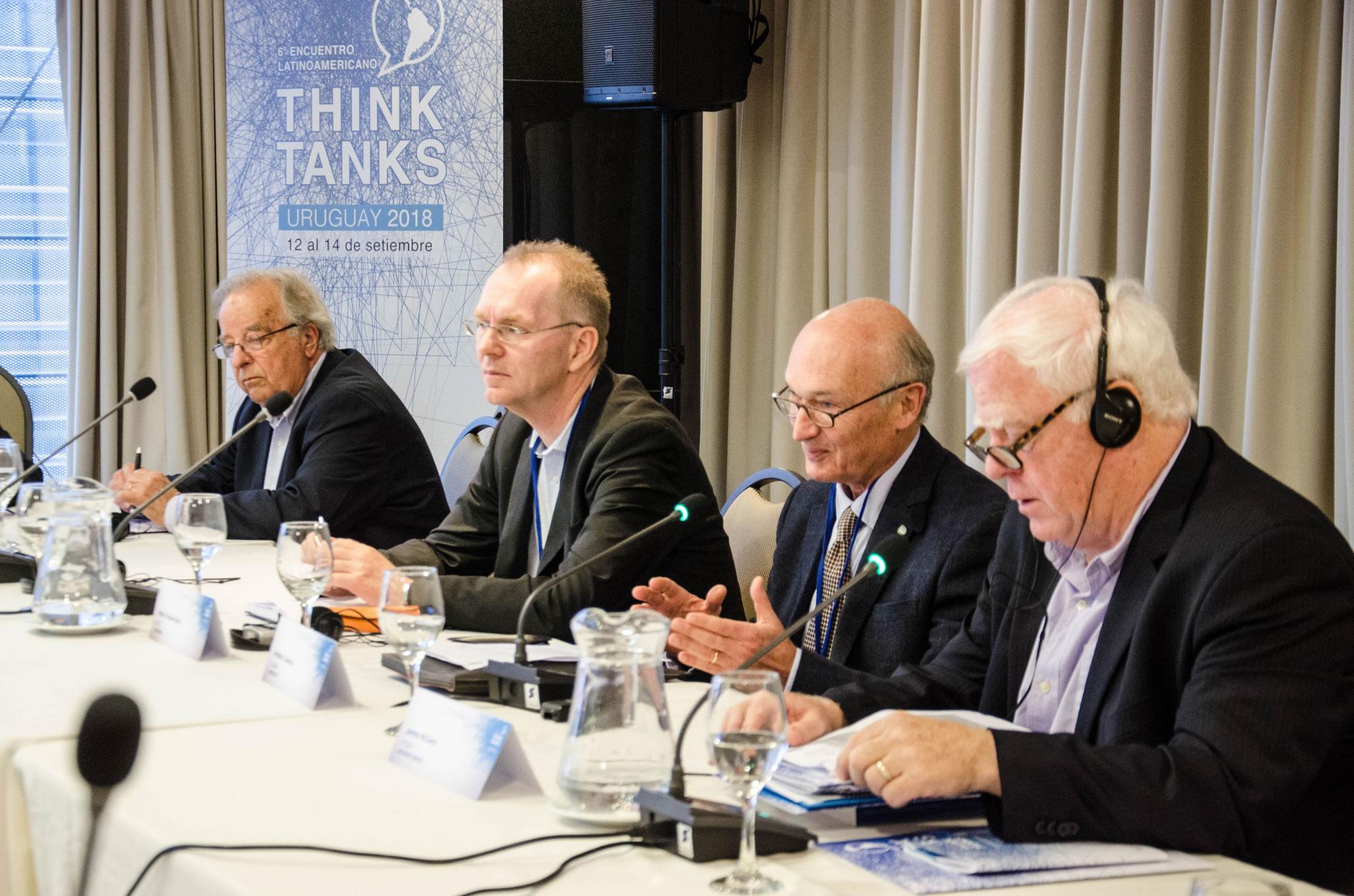 CADAL en el 6º Encuentro Latinoamericano de Think Tanks en Uruguay