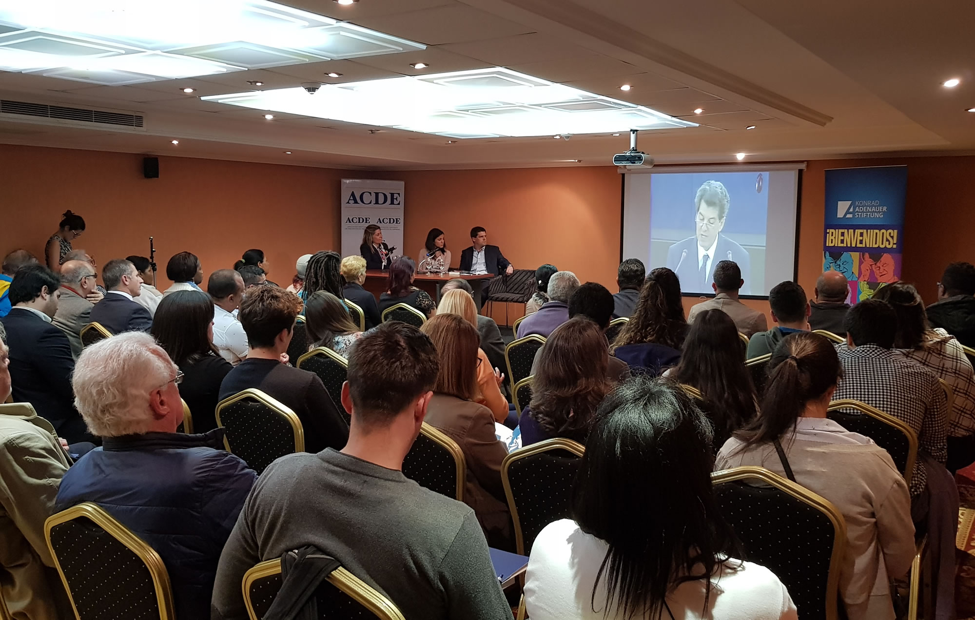 El libro de Oswaldo Payá se presentó en Montevideo