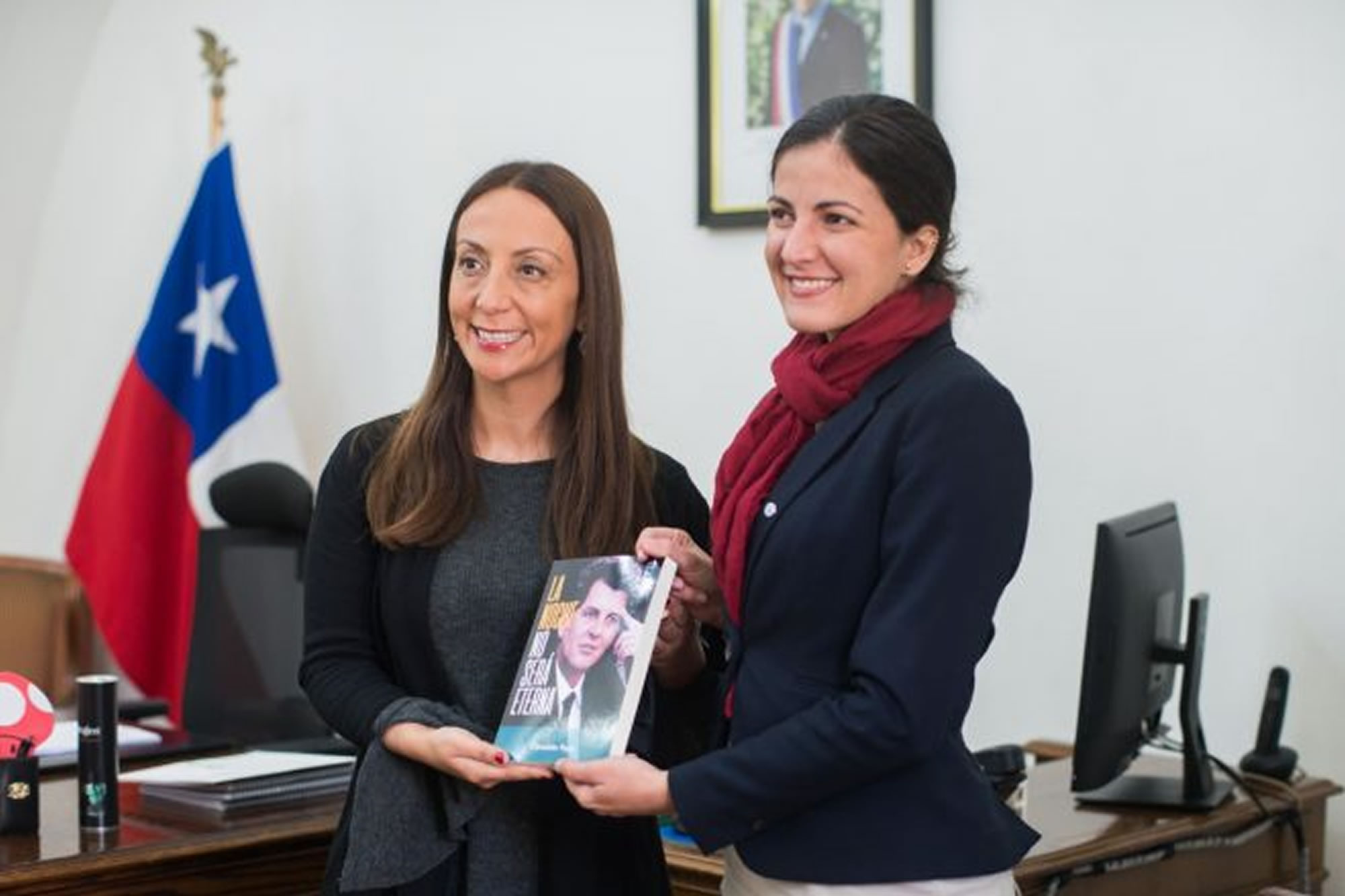 Rosa María Payá visitó el Cono Sur