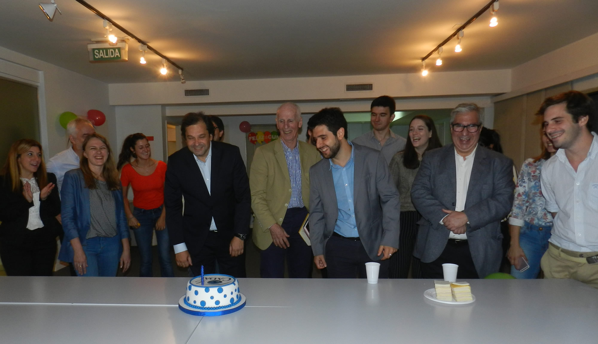 Celebración del 16° aniversario de CADAL