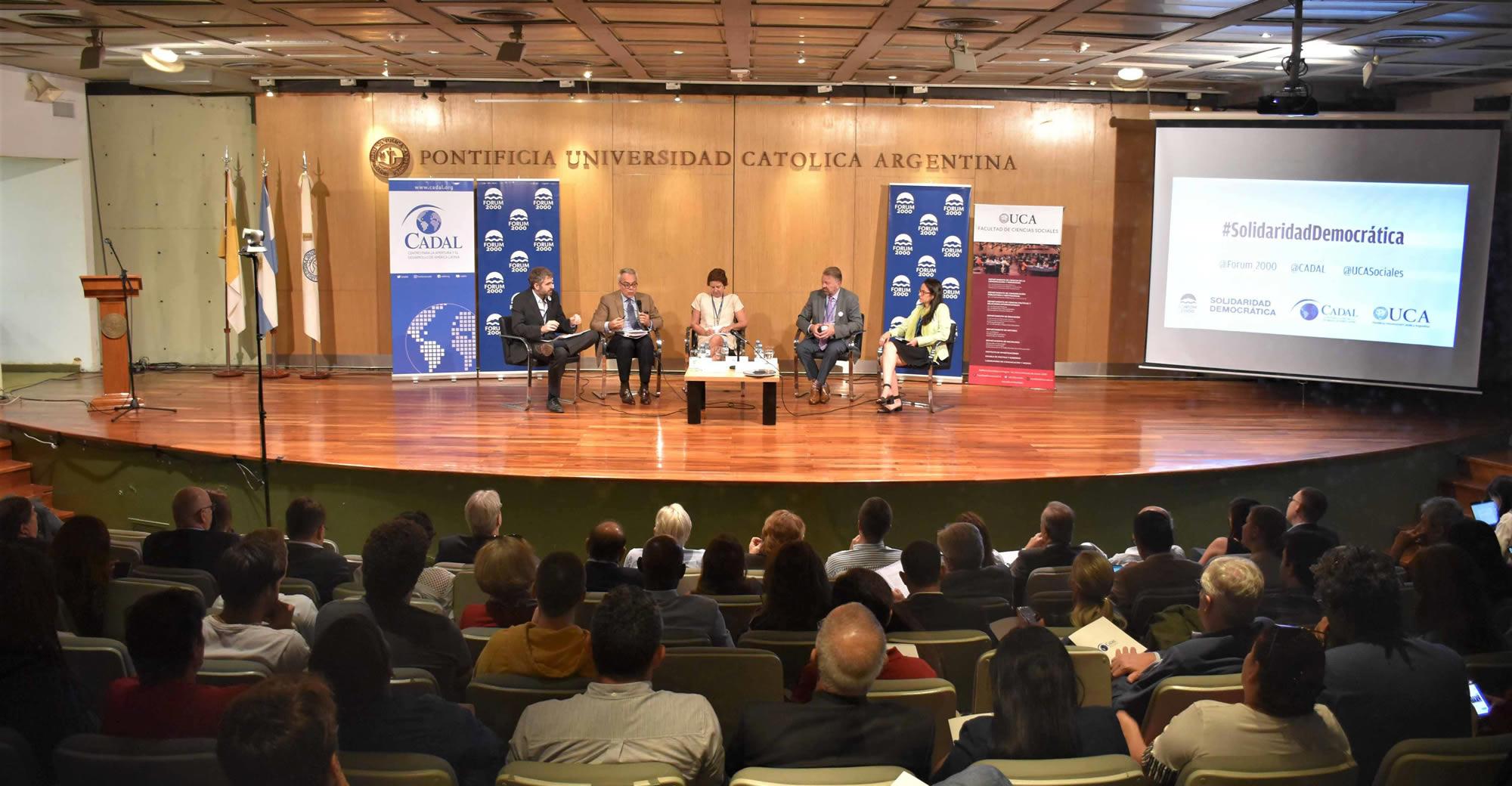 Desafíos y amenazas que enfrenta la democracia en la región