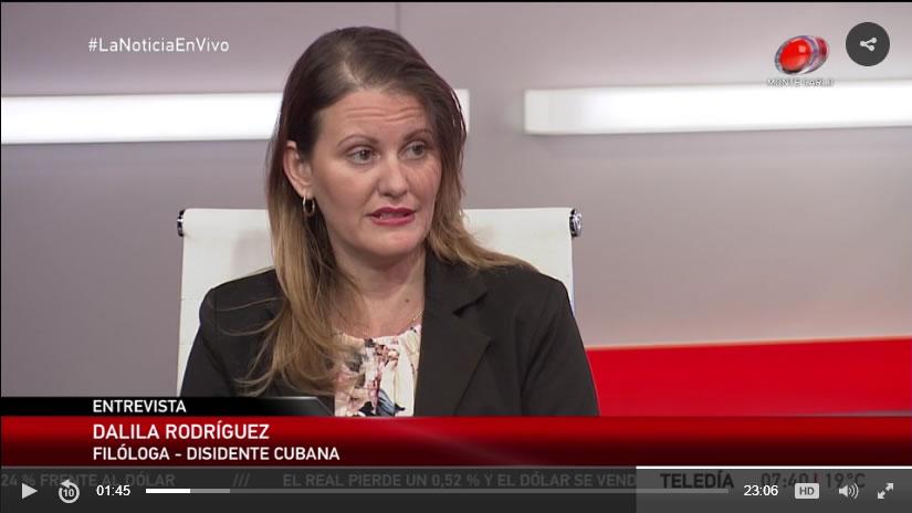 Entrevista a Dalila Rodríguez