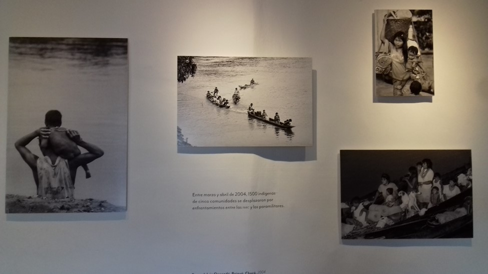 """El """"Testigo"""": Memorias del conflicto armado colombiano"""