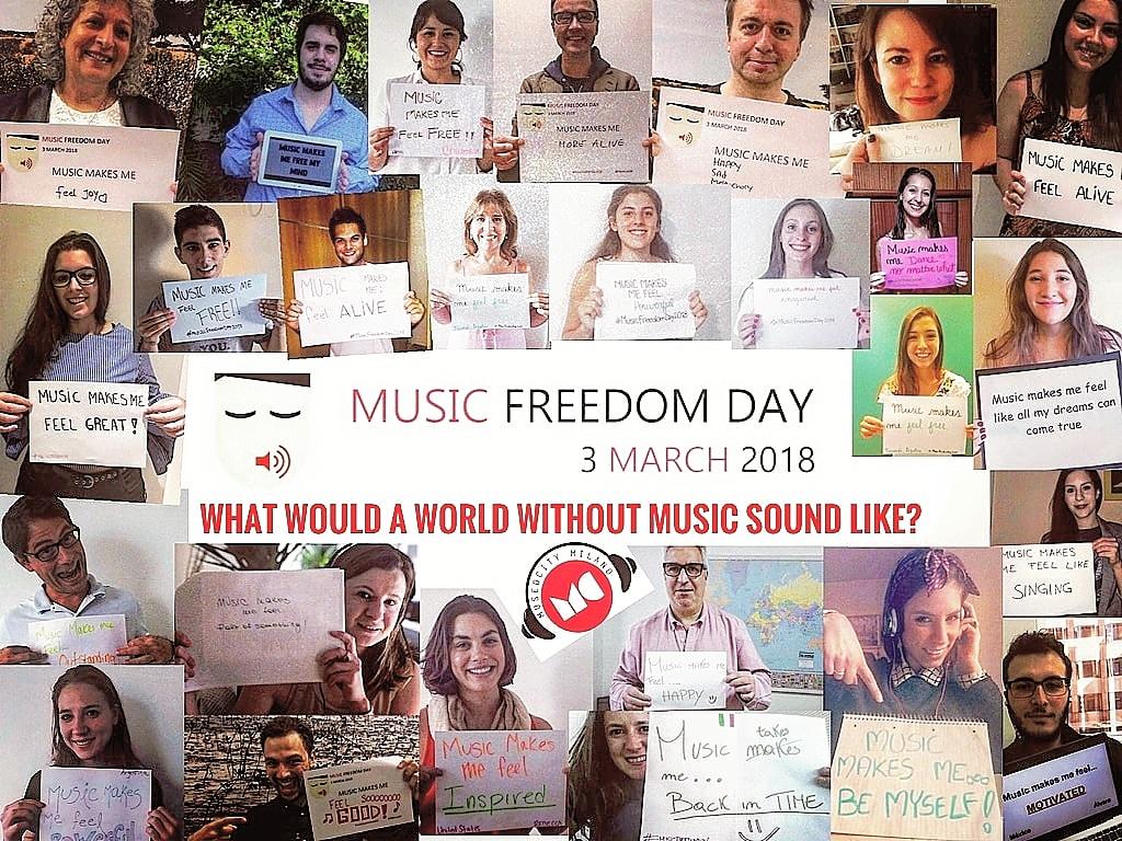 Apoyo a Freemuse por la libertad de expresión musical