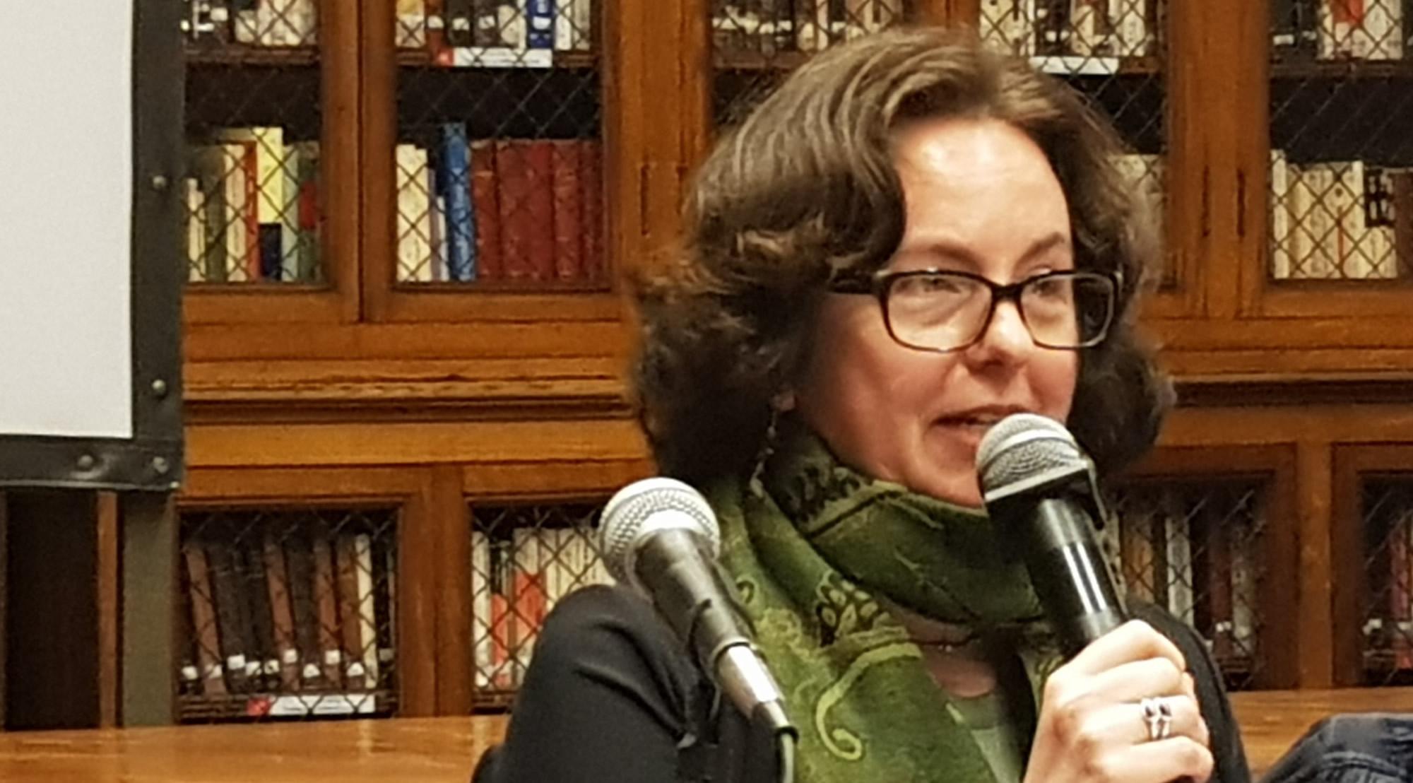 Sybil Rhodes, Presidente de CADAL