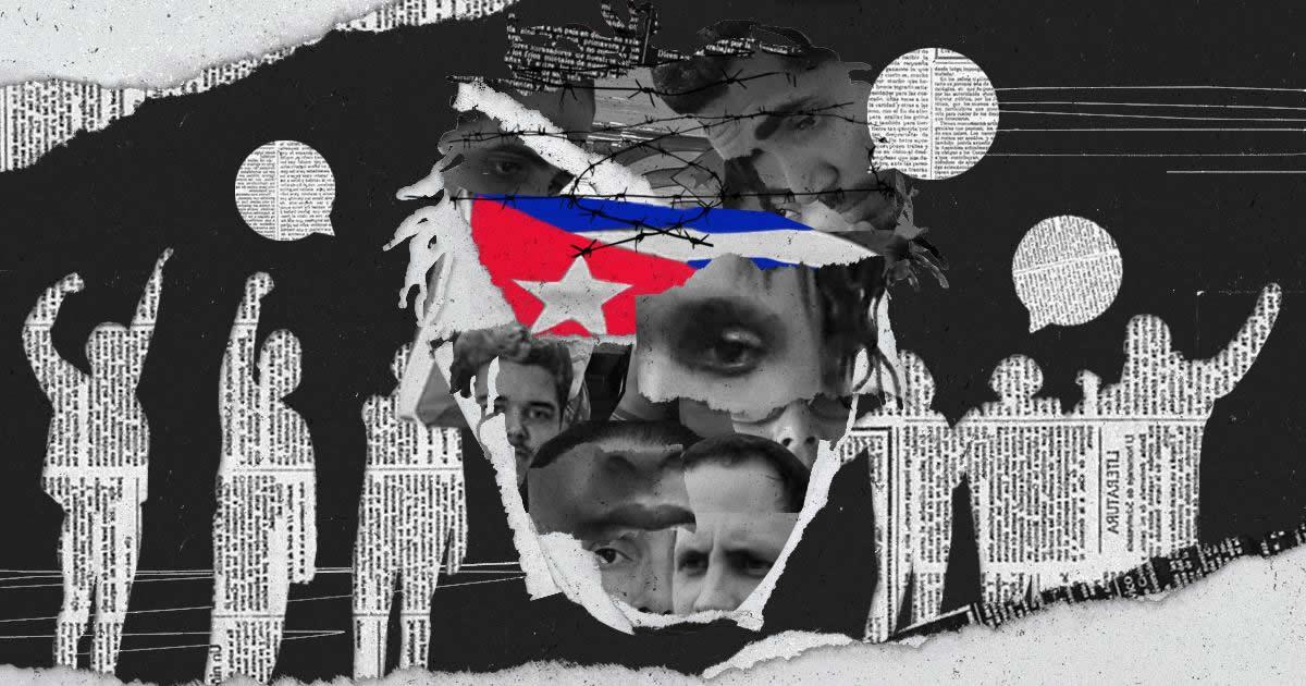 Llamado urgente para preservar la vida de los huelguistas concentrados en la sede del Movimiento San Isidro