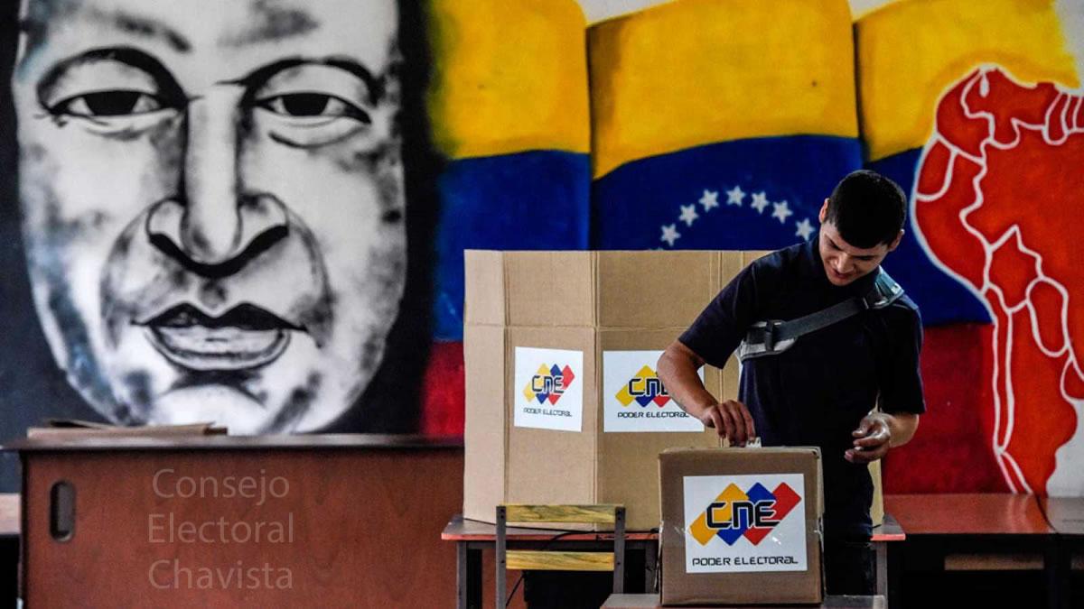 Consejo Electoral chavista