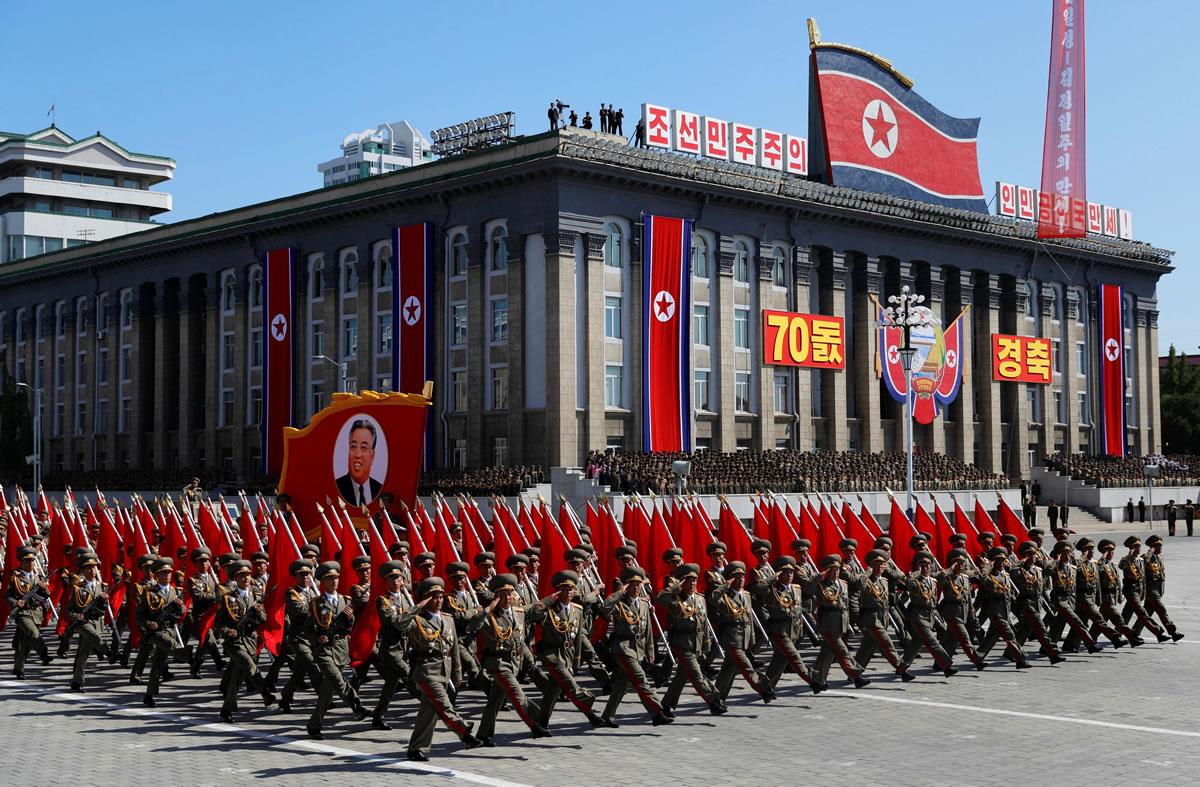 Terror y control social en Corea del Norte