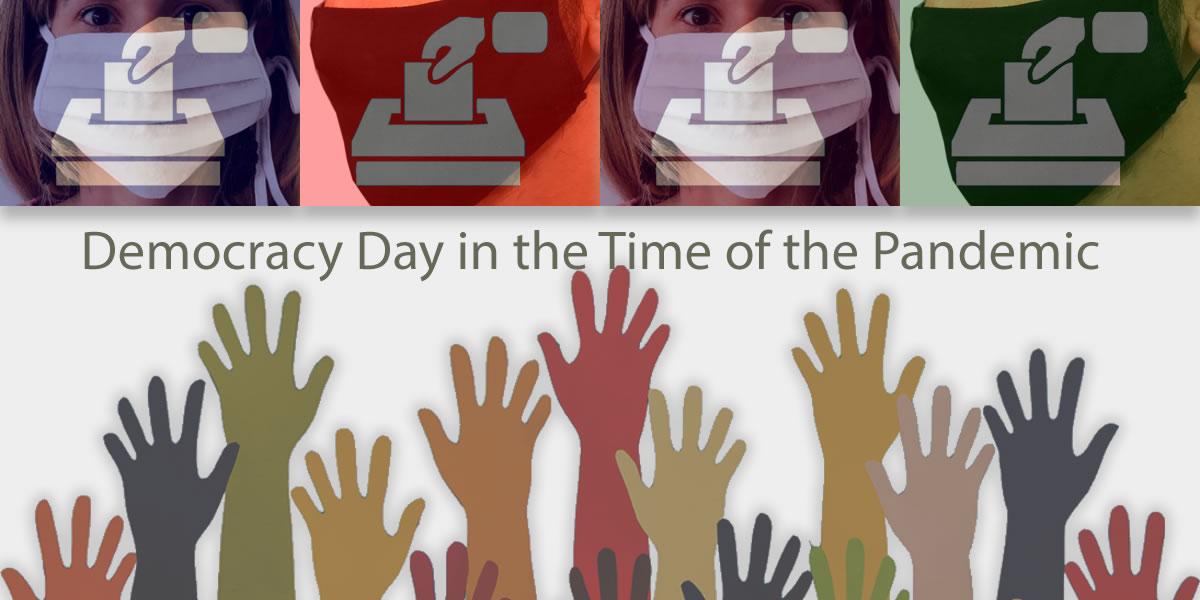 El Día de la Democracia en tiempos de pandemia