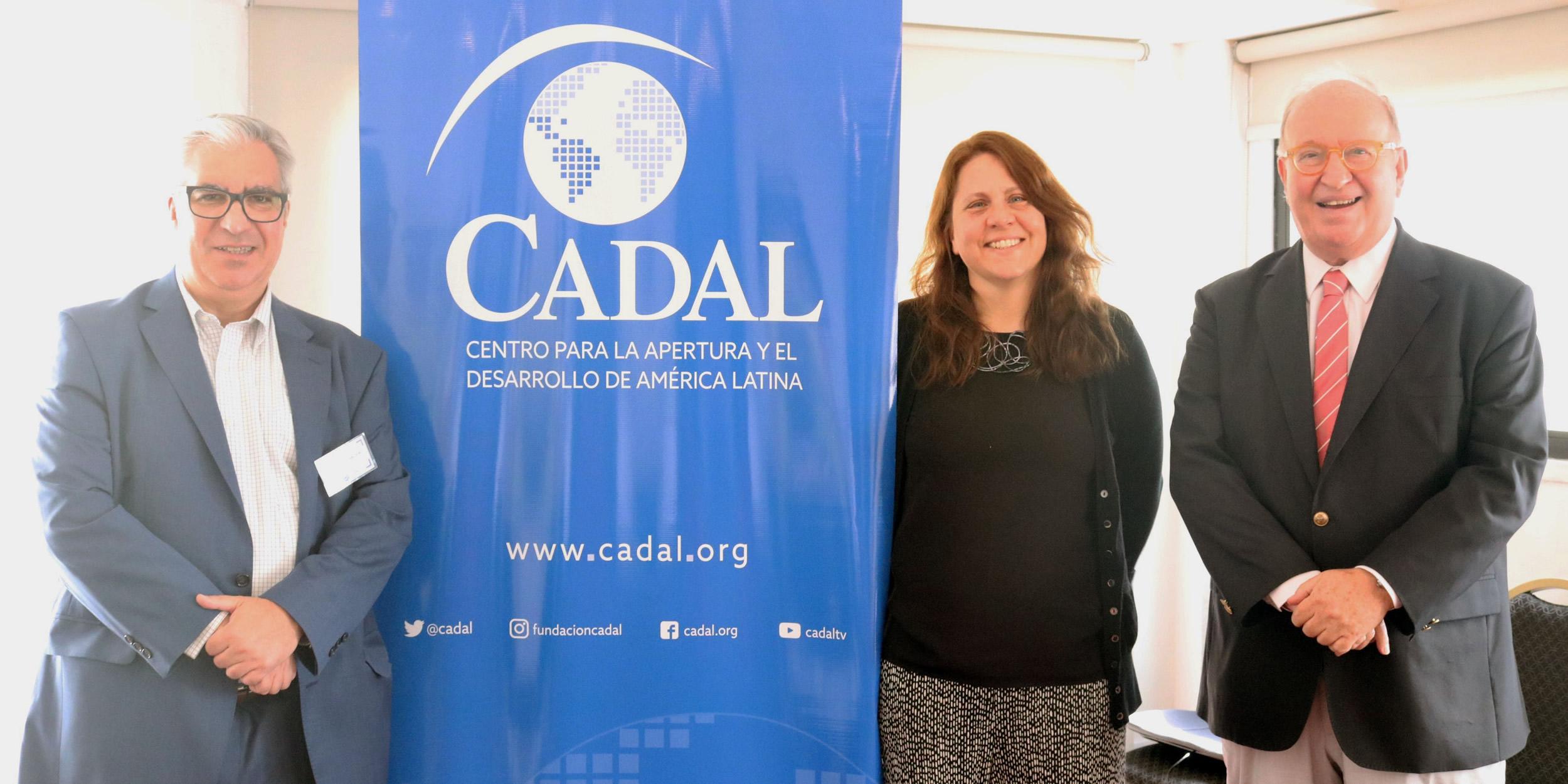 Gabriel Salvia, Daniel Sabsay e Inés Pousadela