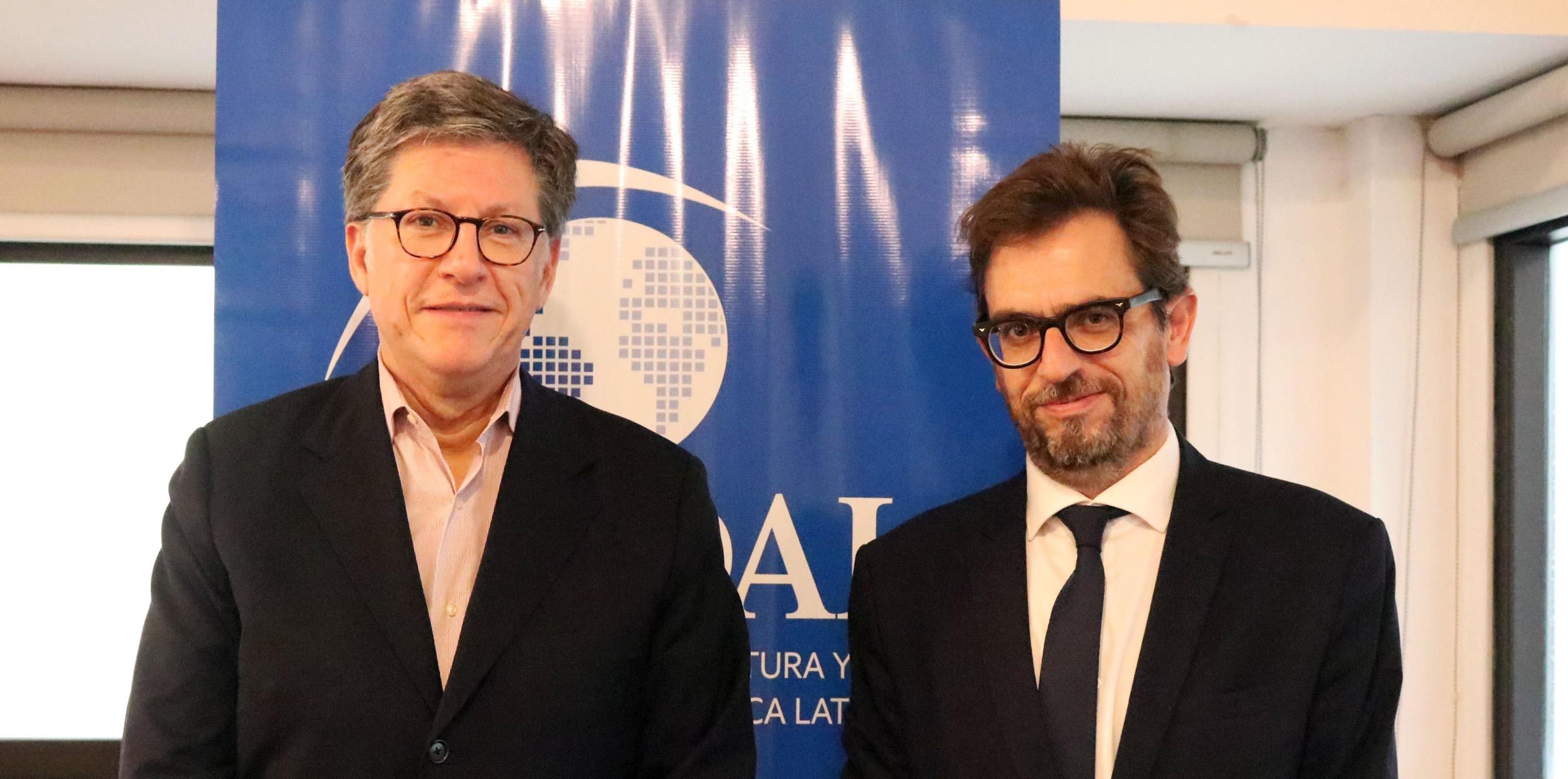 José Miguel Vivanco y Brian Schapira