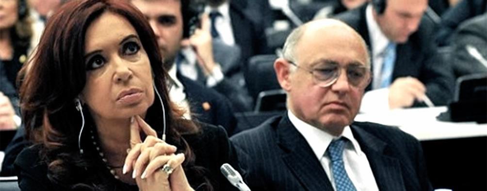 Cristina Kirchner - Héctor Timmerman