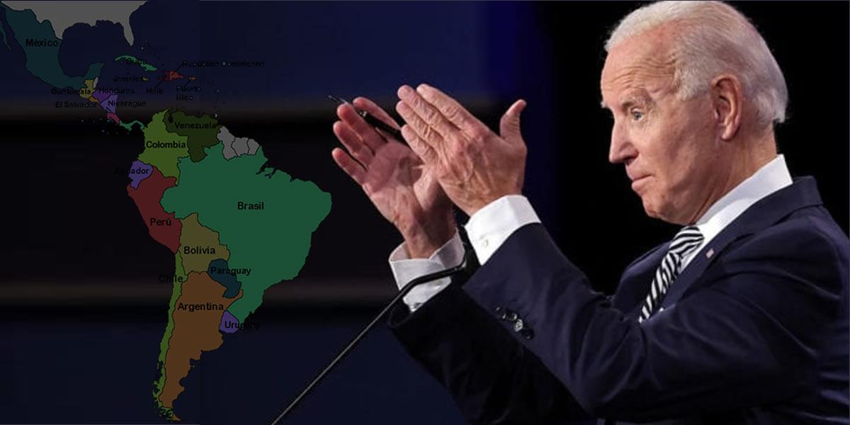 Joe Biden - América Latina