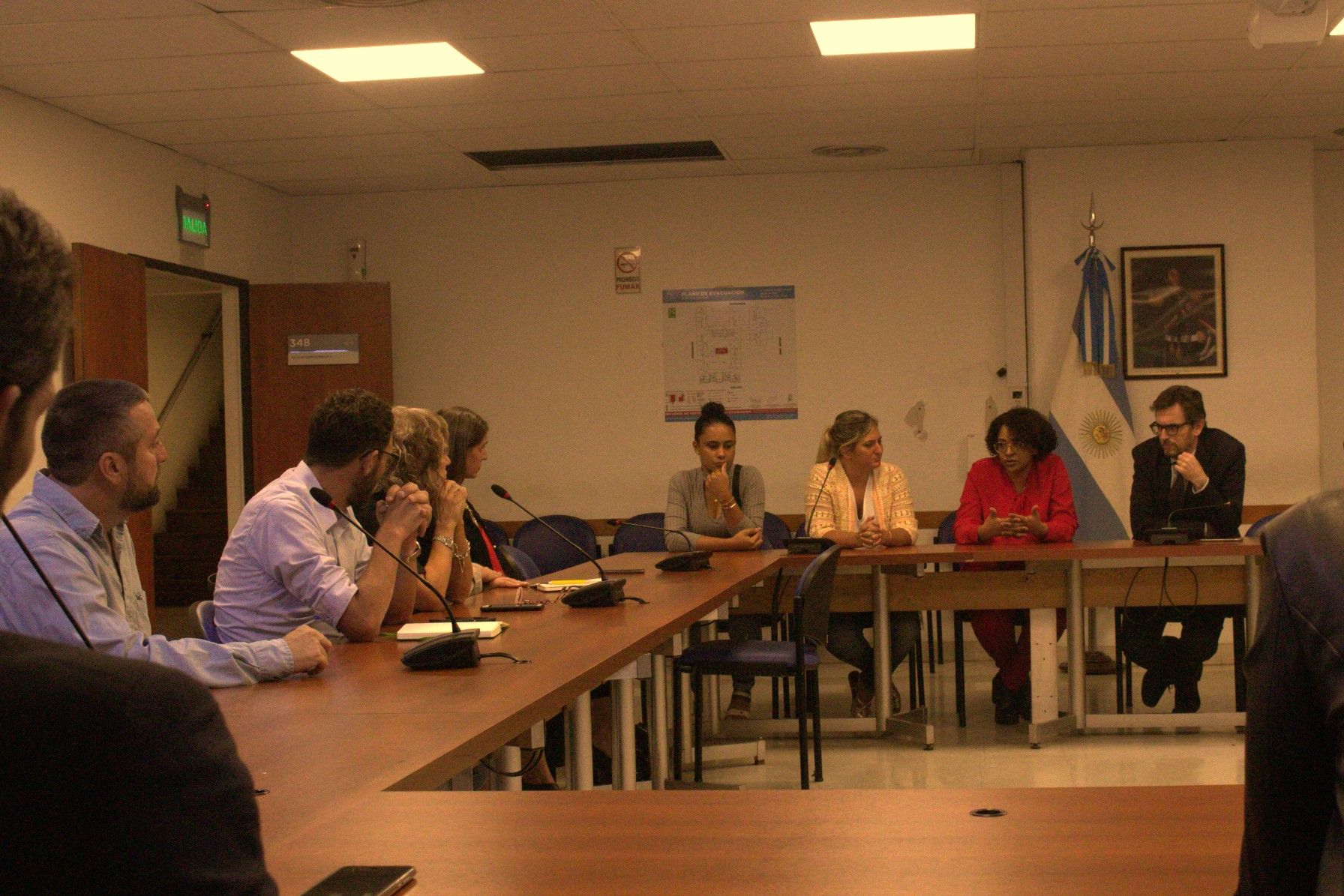 Diversent se reunió con Cecilia Ramos, Oficial de Programas para América Latina de TrustLaw (Thomson Reuters Foundation)