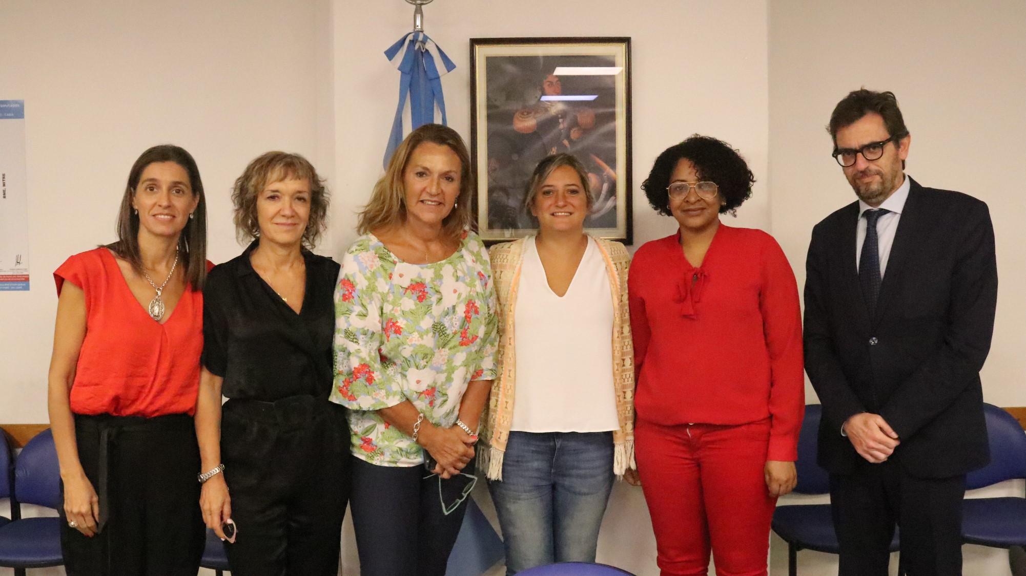 Visitó Buenos Aires la Directora Ejecutiva de Cubalex