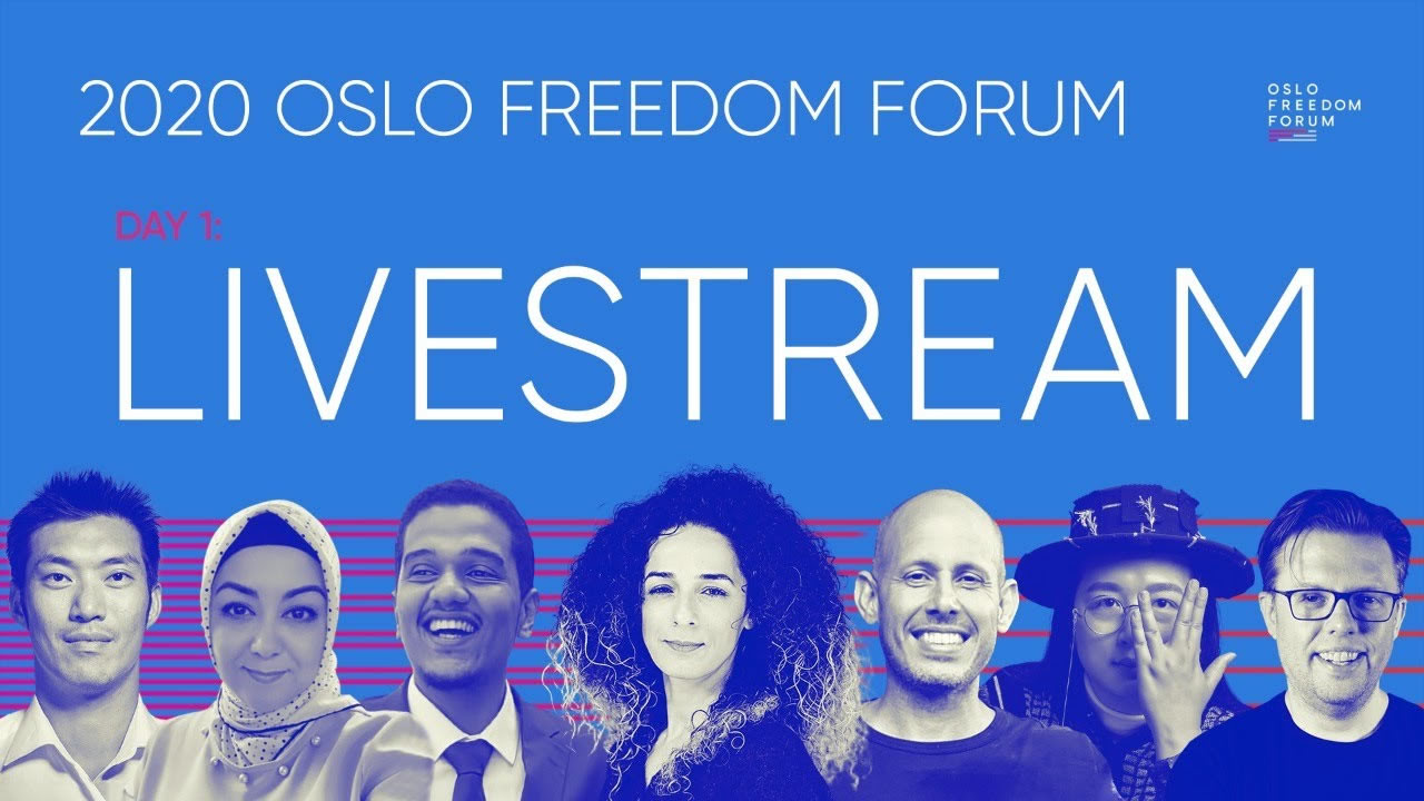 Oslo Freedom Forum 2020