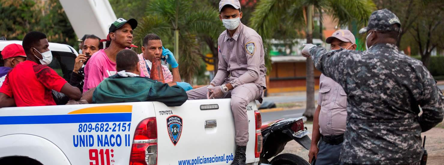 Sociedad civil y control social estatal en la América Latina del covid19