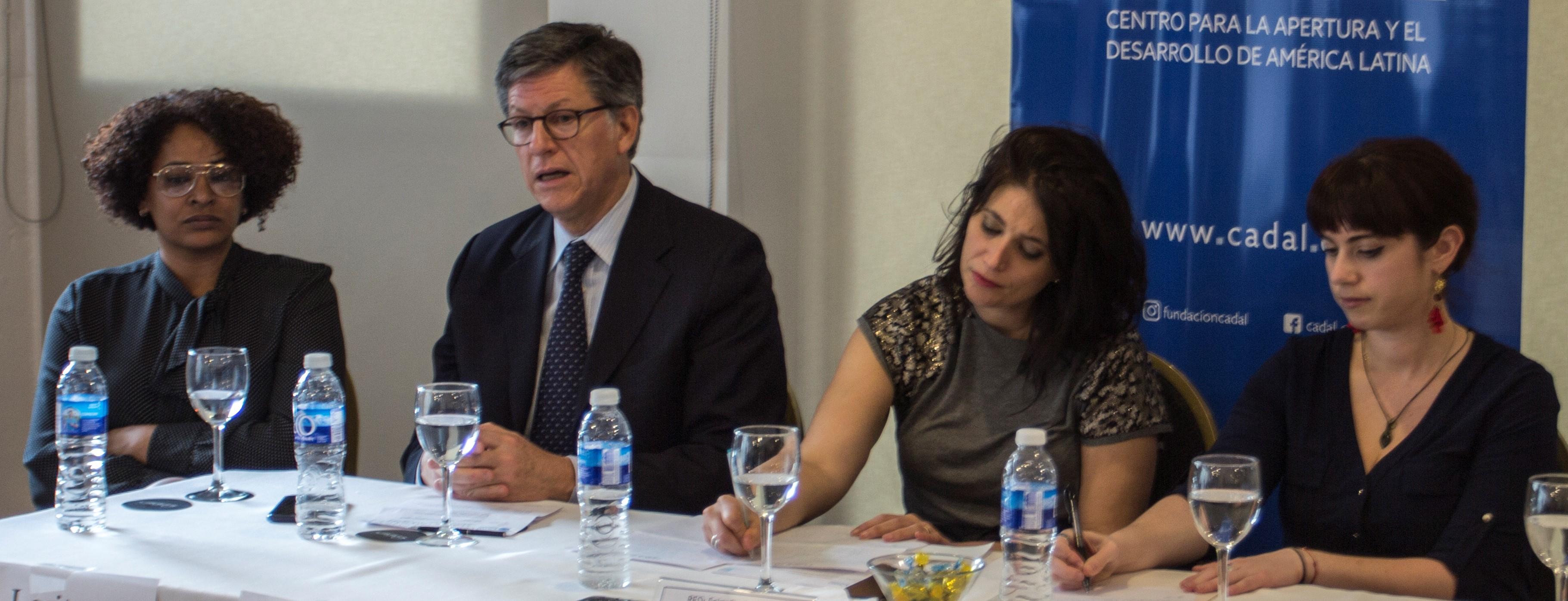 José Miguel Vivanco, Director de la División de las Américas de Human Rigths Watch