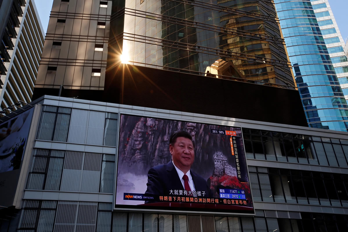 China, more prosperous and autocratic