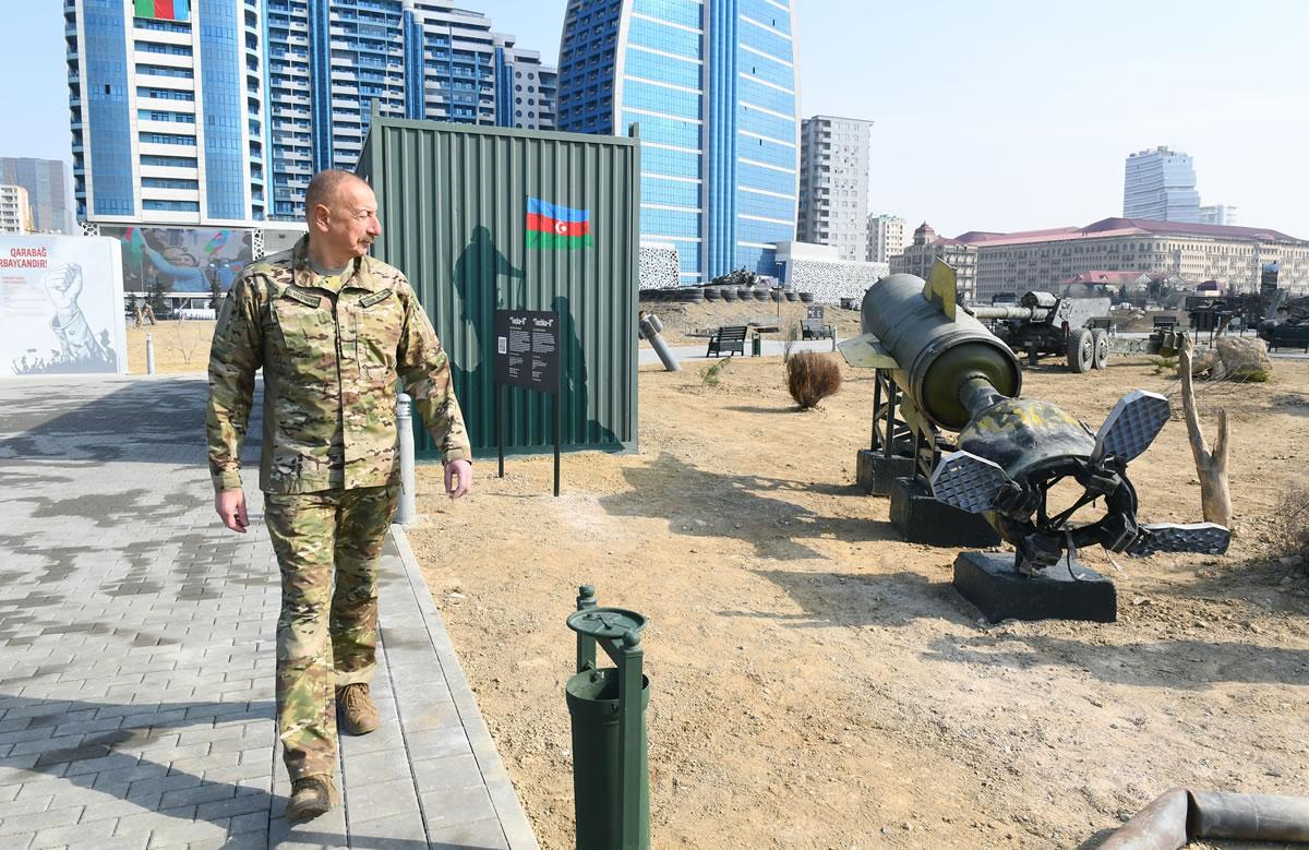 Azerbaiyán: celebración de la guerra y violación de derechos humanos