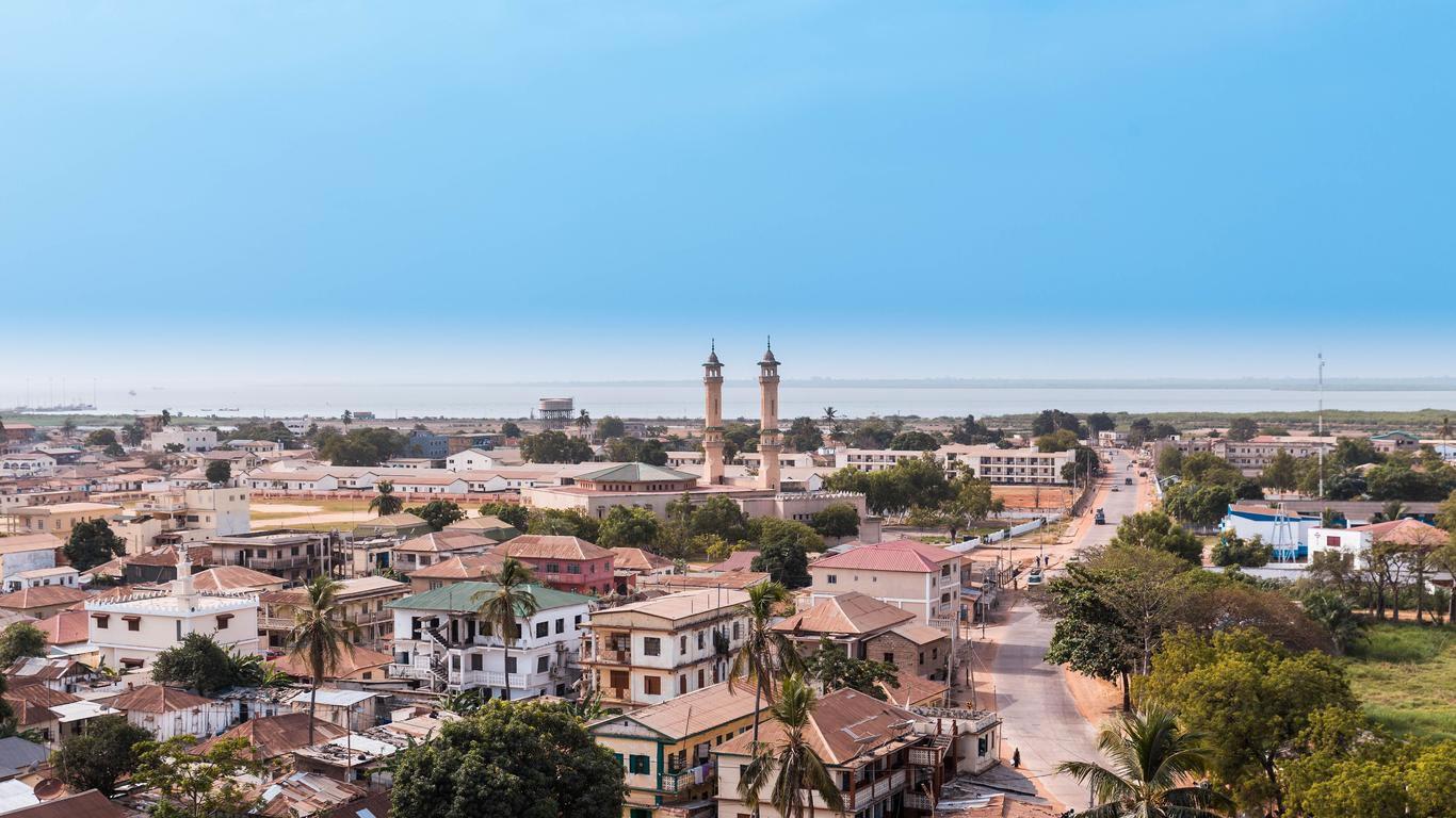 Banjul, Capital de Gambia