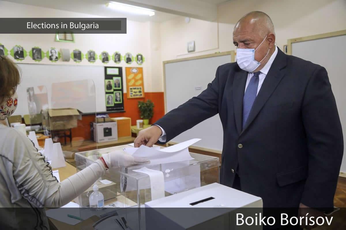 Boiko Borískov
