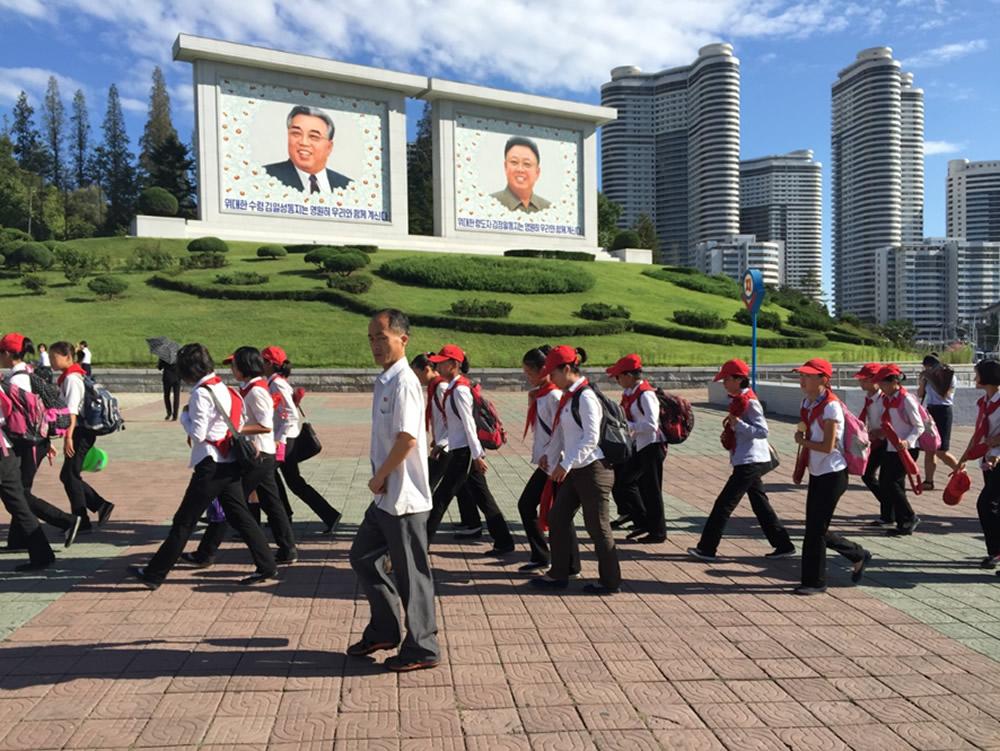 Corea del Norte bajo la lupa
