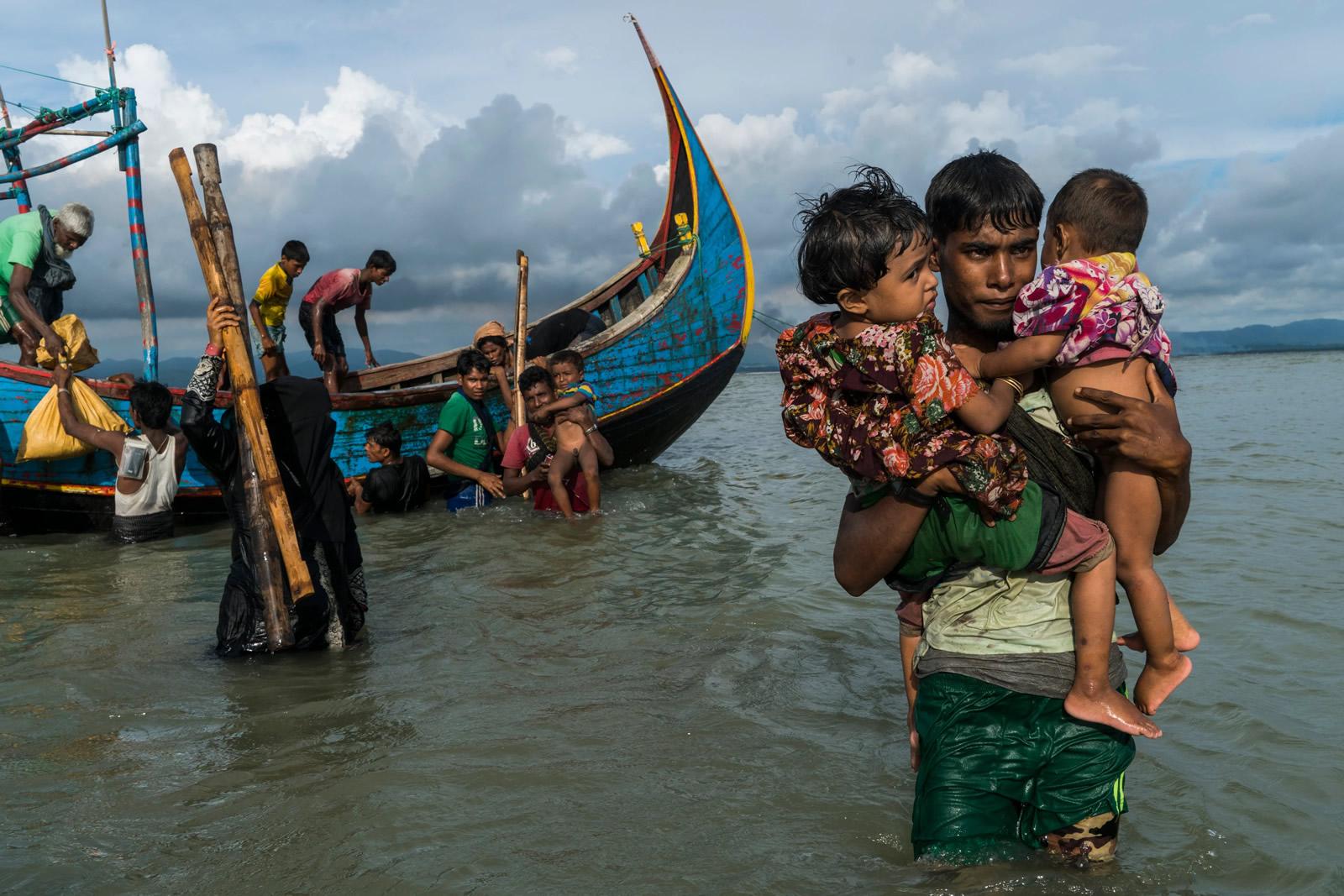 Crisis de los rohingyas: una minoría a la deriva frente a una región indiferente
