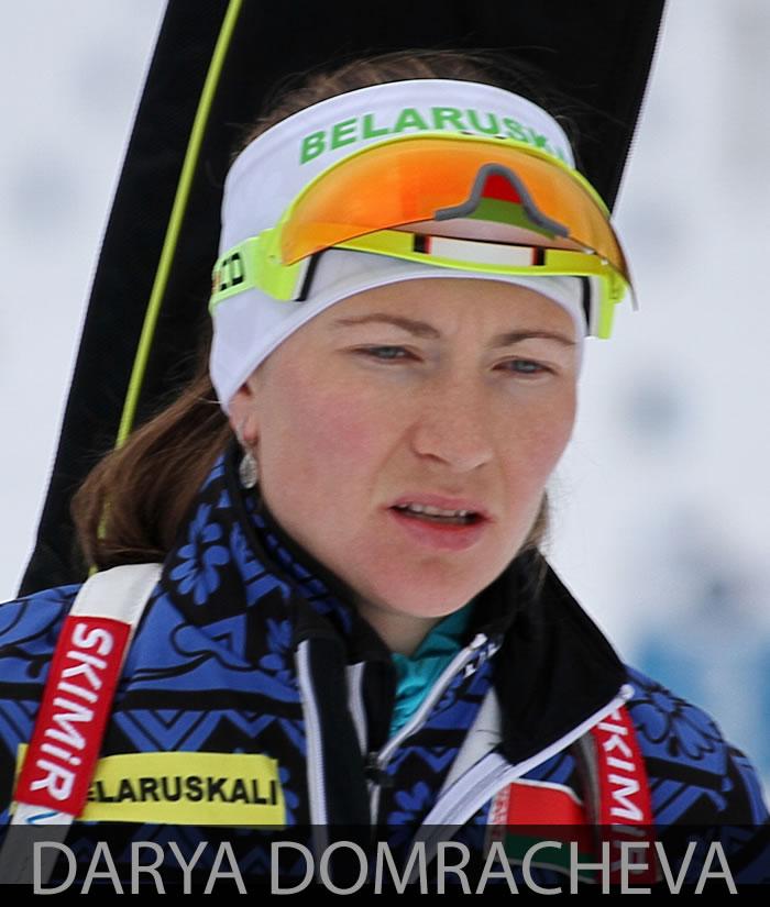 Darya Domracheva