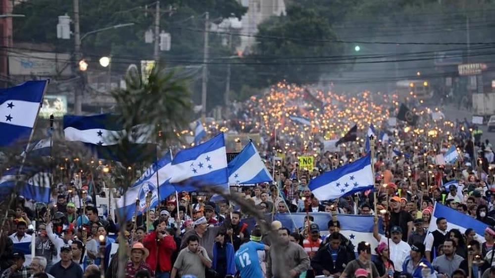 Honduras: el régimen de Hernández pone en jaque a los derechos humanos