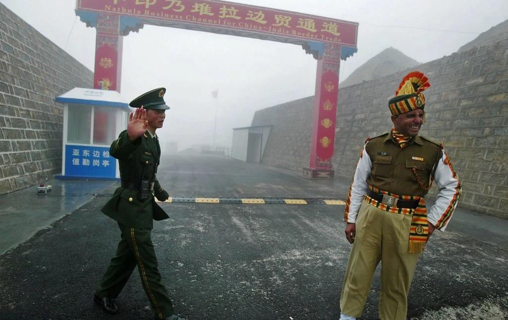 La doble cara de la política exterior india: conflictos fronterizos con China y Pakistán