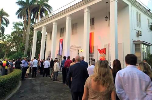 Embajada de Alemania en La Habana